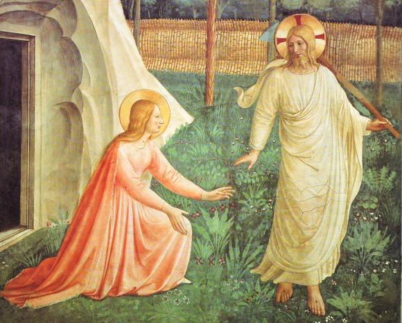 angelico Santa Maria Magdalena