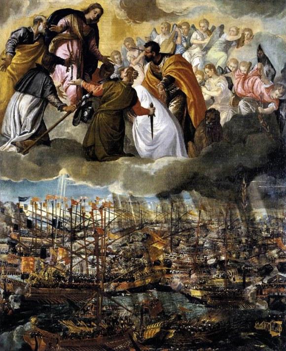 Veronese-Battle-of-Lepanto-c1572