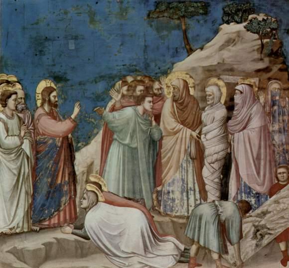 Giotto_di_Bondone_ Lazaro