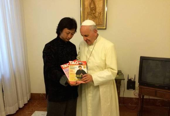 medico taoista del papa francisco