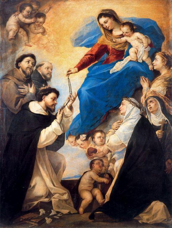 249_virgen_del_rosario_y_santos_luca_giordano_sXVII_napoles