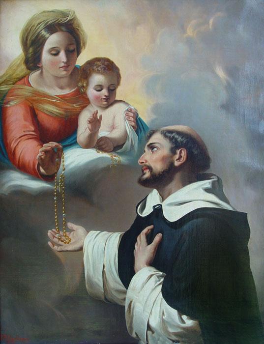 Santo-Domingo-de-Guzmán-y-Virgen-del-Rosario-136B_virgen_del_rosario_y_santo_domingo_copio_JF_Vandorec_1867_recoleta_dominica_chile