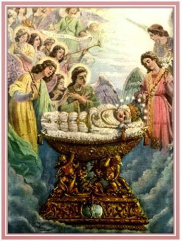 divina infantita oracion para casos dificiles, desesperados S