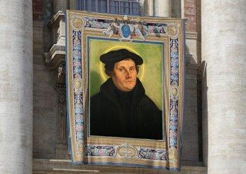 lutero en el Vatican