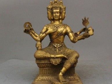15-Budismo-Tailandia-4-Cara-Brahma-Rey-Celestial-Buda-Estatua-de-Bronce.jpg_640x640