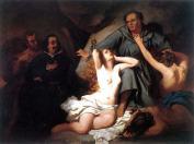 Lutero en el infierno