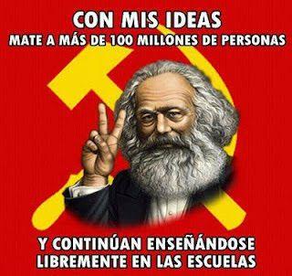 Resultado de imagen para si piensa como marxista es marxista