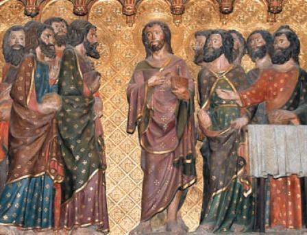 eucaristia jesus