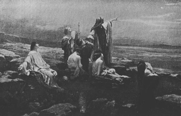 Gustave_Doré_Malachiáš_3.1
