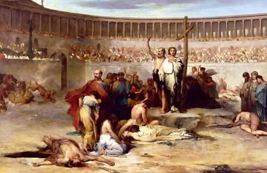 Resultado de imagen para diocleciano persecucion cristianos