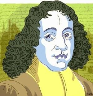 Baruch Spinoza ✆ Frank Hilzerman © Ñángara Marx