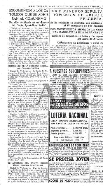 Decreto de la Congregación del Santo Oficio contra el comunismo_ ABC 15-07-1949.png