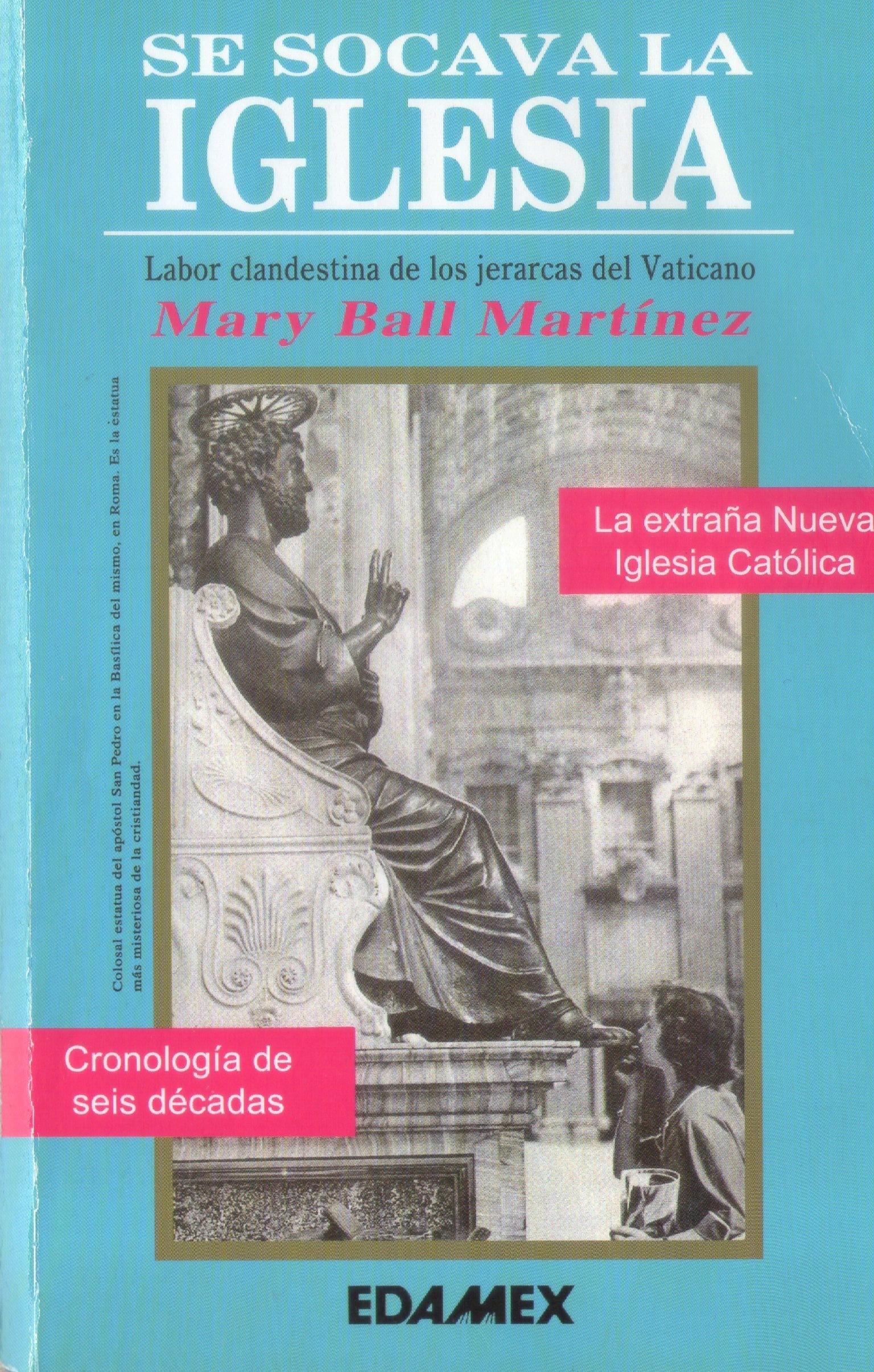 MARY BALL SE SOCAVA LA IGLESIA