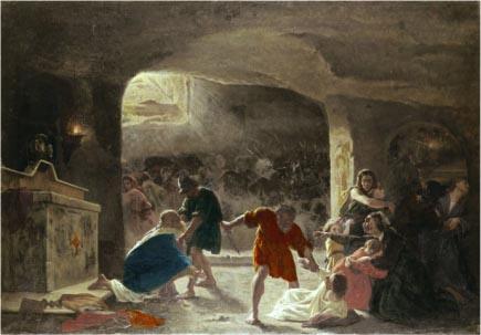 persecucic3b3n-cristianos-catacumbas1