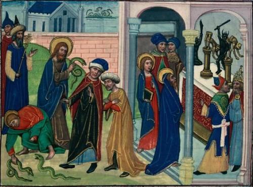 Santos-Simón-y-Judas-Leyenda-Aurea-Jean-le-Tavernier-XV-500x370