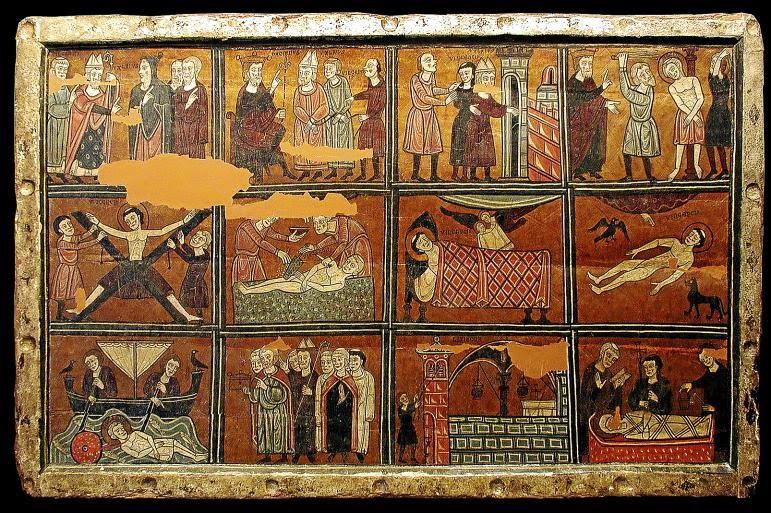 APOSTOLES MUERTE