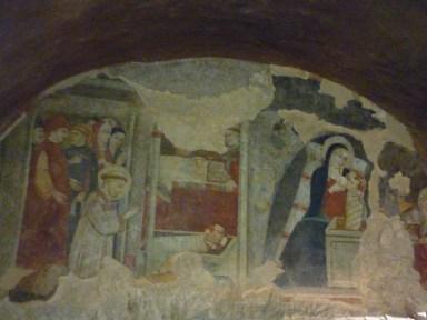 gruta de greccio