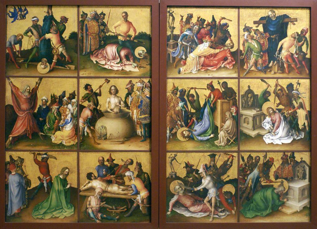 MARTIRIO APOSTOLES