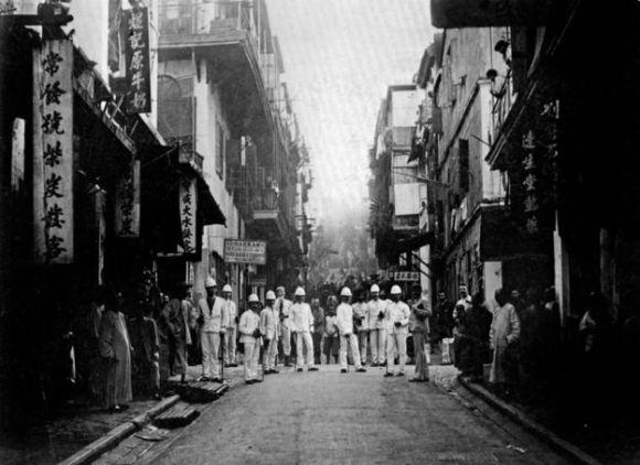 plaga barrio chino