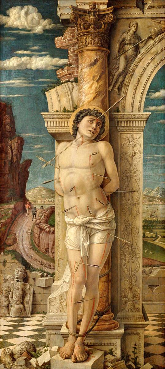 web3-saint-sebastian-of-vienna-andrea-mantegna-wiki