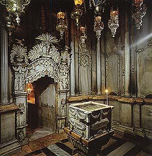 chapel_of_the_angel santo sepulcro