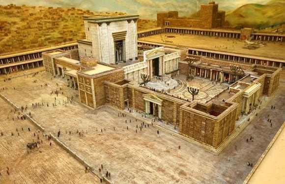 Modelo-del-templo-de-jerusalen
