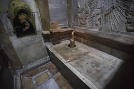 santo sepulcro Loza