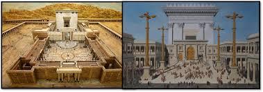 templo y puerta nica